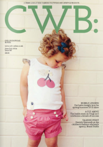 Across The Pond: Oil & Water Rainwear Featured in CWB Magazine