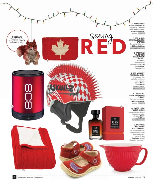Christmas Gift Guide Magazine.Christmas In July Holiday Gift Guide Outreach Magnolia Pr