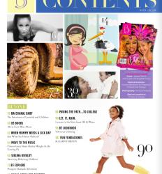 Let It Rain: B3 Caribbean Magazine Features Oil & Water