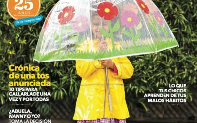 April Showers: Oil & Water Lands First Magazine Cover