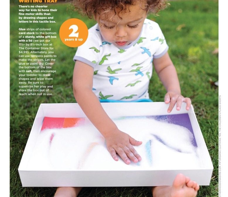 Full Page Press: Pip Organic Clothing in FamilyFun Magazine!
