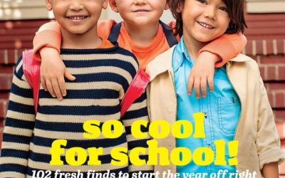 Back To School Style: Scholastic Parent & Child Magazine Press!