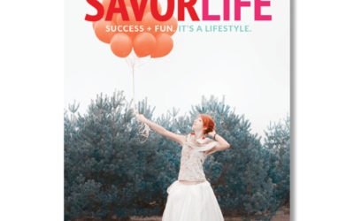 New Magazine Alert: Featured in Savor Life Magazine!