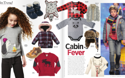 Cabin Fever: Wyatt Lily in Earnshaw's Magazine
