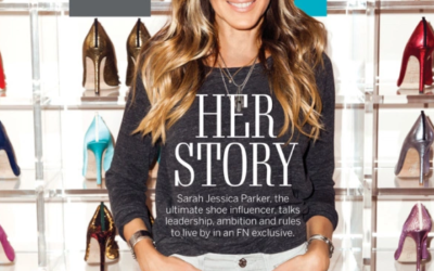 Made in America: Lili Collection Featured in Footwear News
