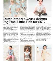 Spring Preview: nOeser in Baby & Children's Product News