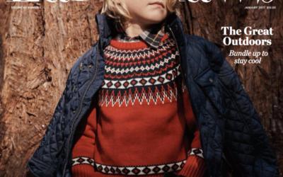 Hello January: Infantium Victoria in Earnshaw's Magazine