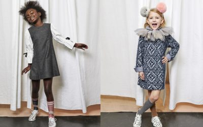 From the Runway: Lili Collection Shoes for petitePARADE at ENK Children's Club