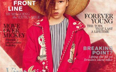 Little Luxuries: Rainey's Closet in Smallish Magazine