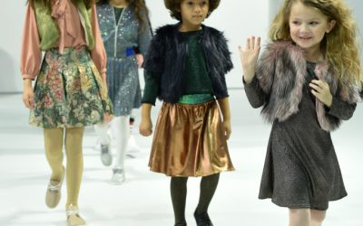 On The Catwalk: Lili Collection in PetiteParade at Children's Club