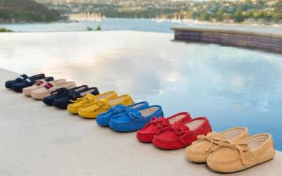Spring In Our Step: Now Representing Oscar's For Kids Shoes!