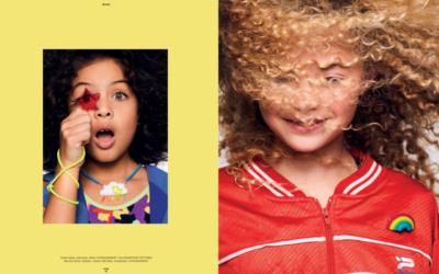 Summer Style: Infantium Victoria in Luna Magazine