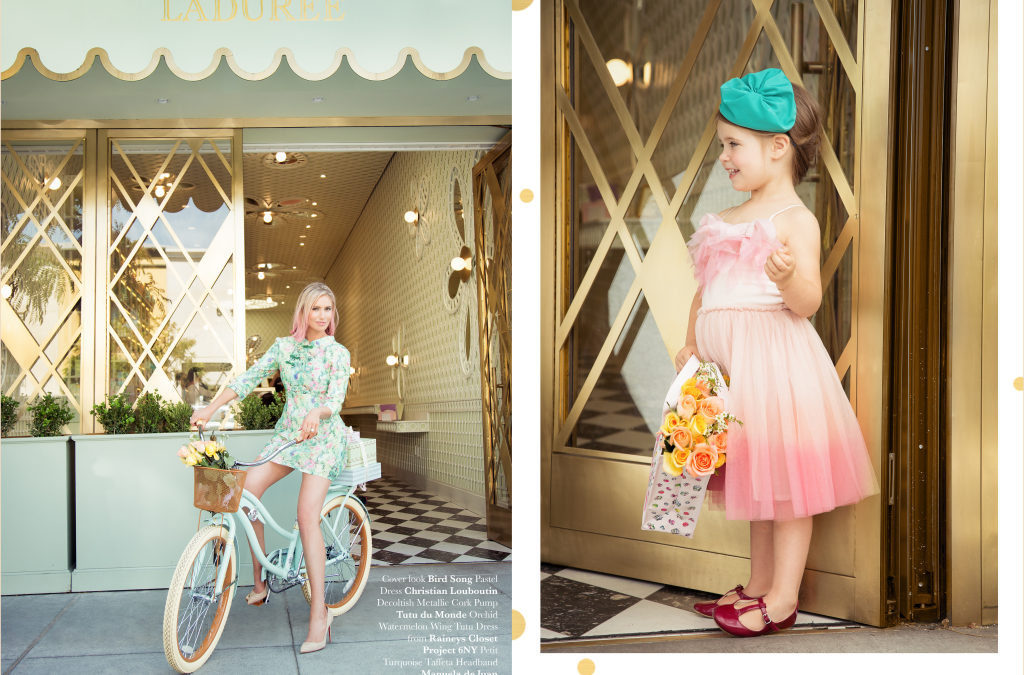 Macarons & Mavens: Rainey's Closet in Mini Maven Magazine