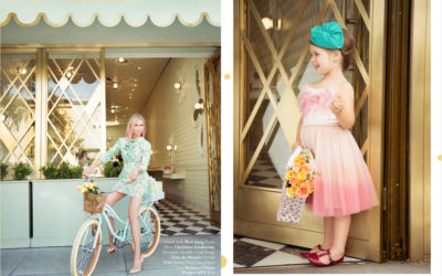 Macarons & Mavens: Rainey's Closet in Mini Maven Magazine