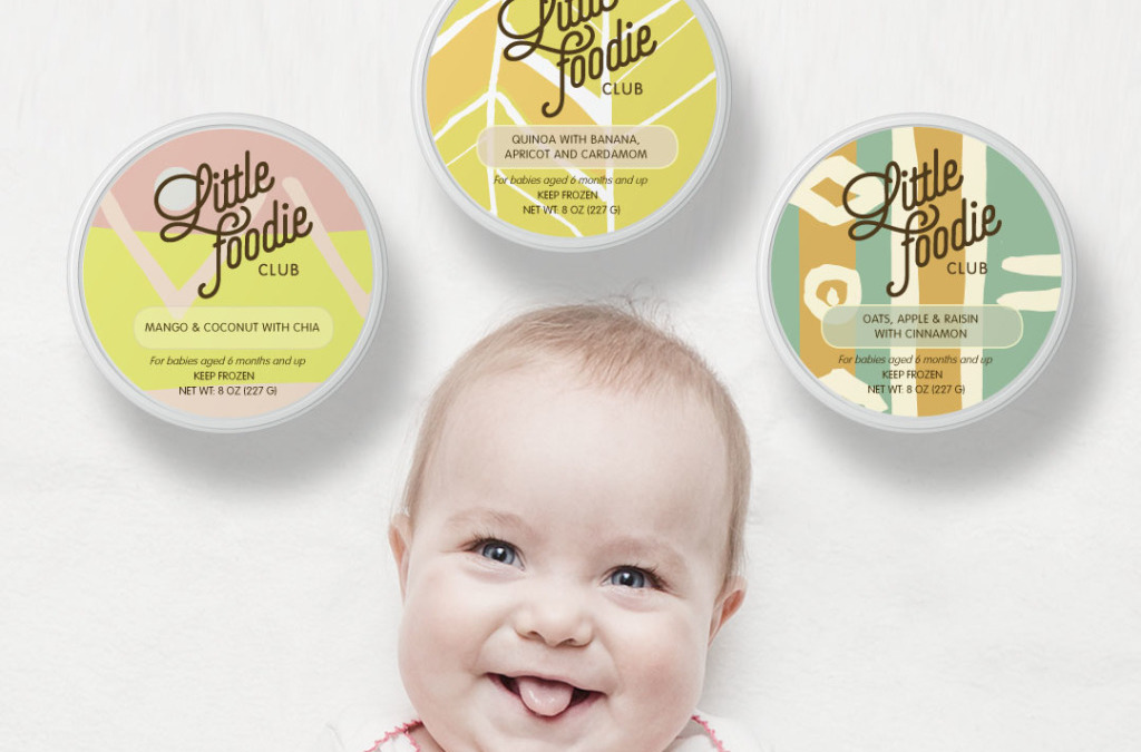 LA Baby: Introducing Little Foodie Club Baby Food Delivery Service