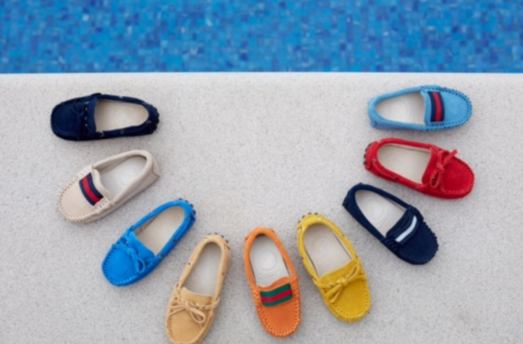 Little Loafers For Little Feet: Introducing Oscar's For Kids