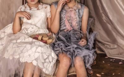 June Brides: Rainey's Closet in Grace Ormonde's Wedding Style Magazine