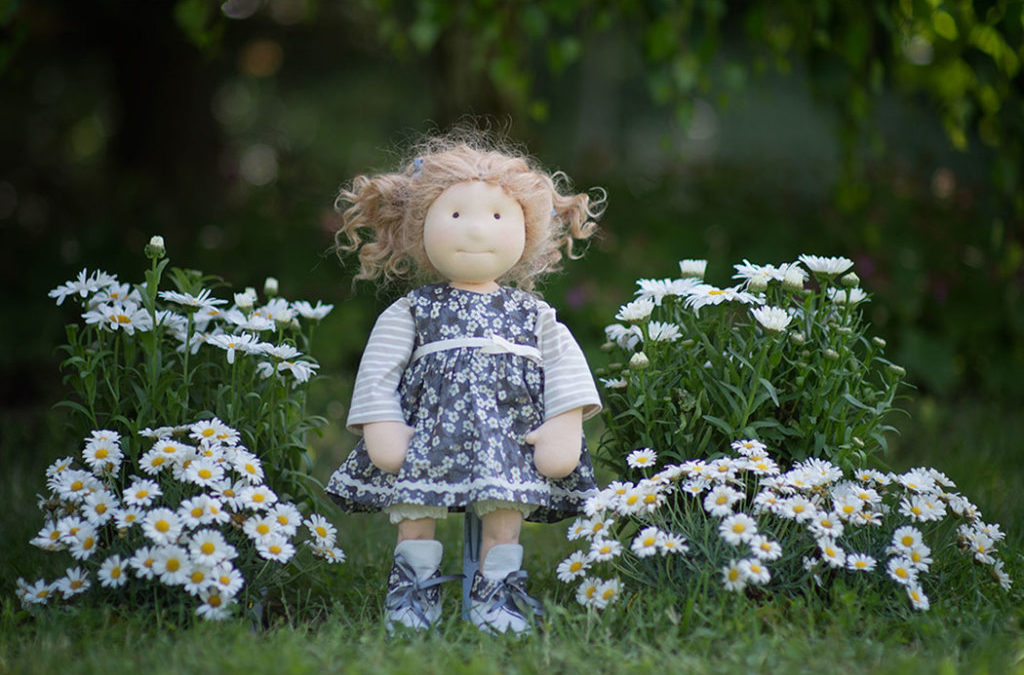 The Magic of Childhood: Introducing Ciao Bimba Dolls