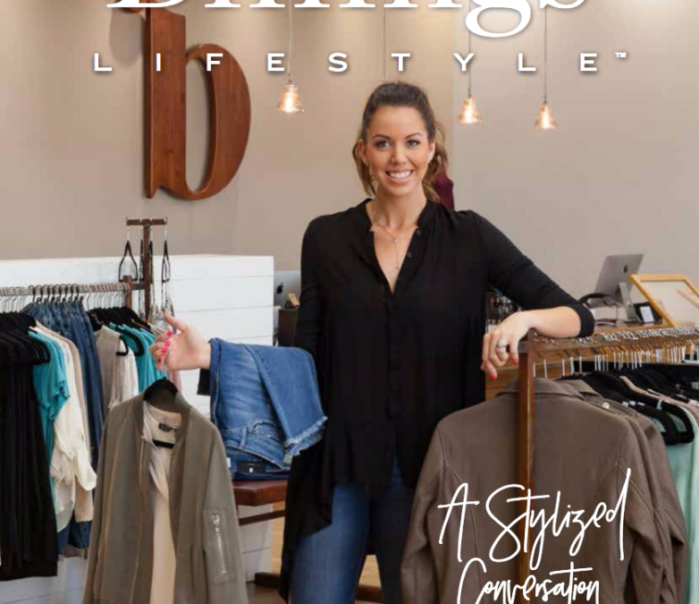 Big Sky Country Press: Lili Collection Shoes in Billings Lifestyle Magazine