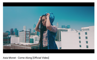 Come Along: Prince Street Brooklyn in Asia Monet Music Video