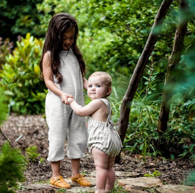 Woodland Darlings: Lili Collection in Babiekins Magazine