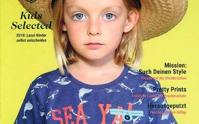International Kids Fashion Buzz: Inevitabile in Childhood Business Magazine