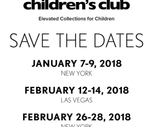 Playtime & ENK Children's Club: 2018 Trade Show Dates Announced