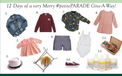 Very Merry: PetiteParade 12 Days of Giveaways
